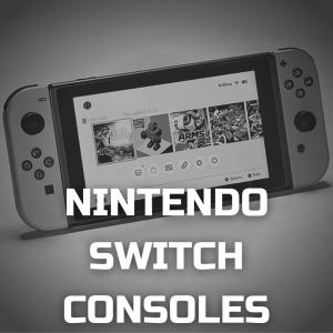 Nintendo Switch Console Bundles