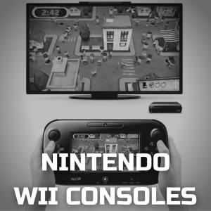 Nintendo Wii Console Bundles