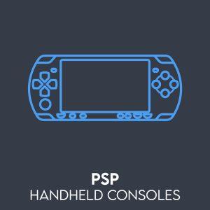 Sony PSP (Playstation Portable) Console Bundles